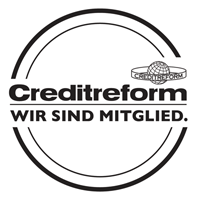Logo Creditreform - STEBU Gerüstbau GmbH in Essen