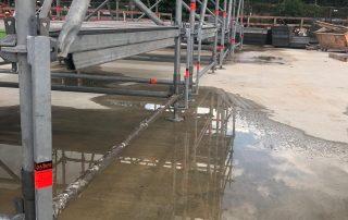 Sonderkonstruktion Rollgerüste und kranbare Gerüste - STEBU Gerüstbau GmbH in Essen