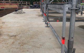 Rollgerüste und kranbare Gerüste - STEBU Gerüstbau GmbH in Essen